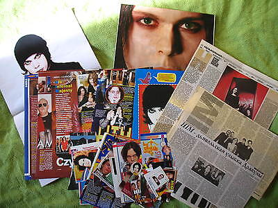 HIM, Ville Valo - rare clippings/cuttings/articles