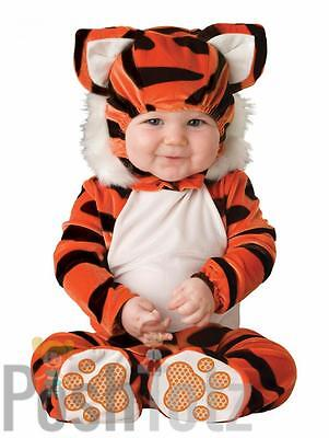Tiger Tot Infant Fancy Dress Costume 6-12 Months to 18-23 Months