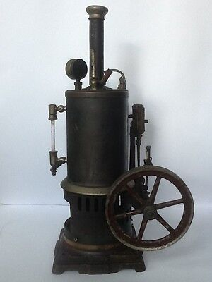 Working Antique Model Steam Engine