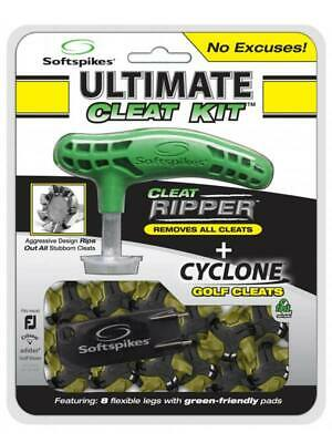 SoftSpikes Cyclone Ultimate Cleat Kit