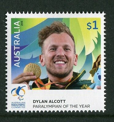 Paralympian Of The Year 2016: Dylan Alcott - Muh (G40)