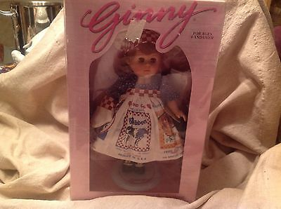 ginny doll barbecues. 1995