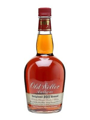 Old Weller Antique 107 Kentucky Bourbon Whiskey 750ml