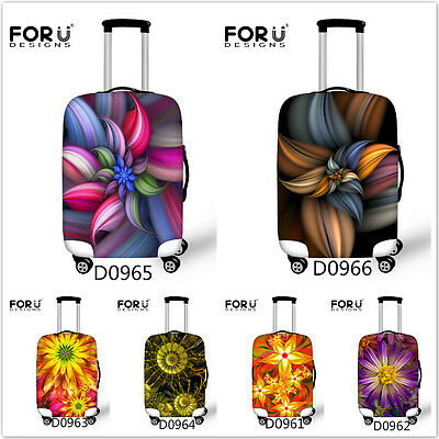 """20"""" 24"""" 26"""" 28"""" Elastic Travel Luggage Cover Dust Suitcase Protector Carrier New"""