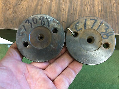 Jaguar 3.8 Etype Late Camshafts, Inlet  C.17138 , and Exhaust C.13081
