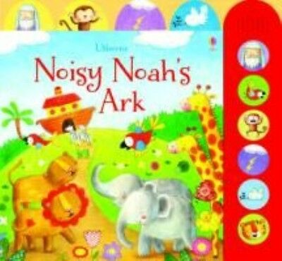 Noisy Noah's Ark by Felicity Brooks Board Books Book (English)