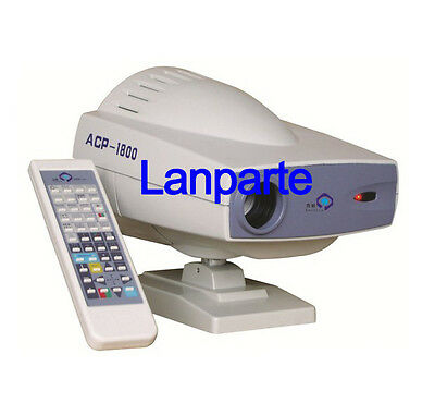 30 Charts New Optical Auto Chart Projector Optometry Instrument 220V
