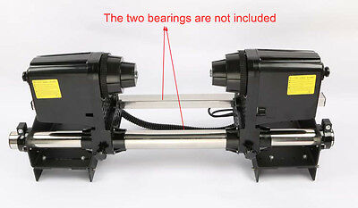 Auto Take up Reel Roller for Mimaki/Roland/Epson Printer Paper Receiver 220V