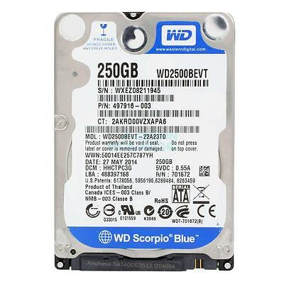 250GB PS3 Super Slim 5400RPM Hard Drive for Sony PlayStation 3 PS3