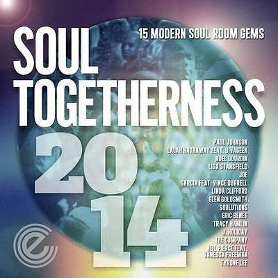 SOUL TOGETHERNESS 2014 Various NEW & SEALED MODERN SOUL 2X LP VINYL (EXPANSION)