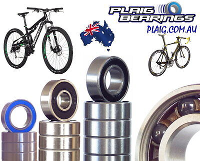 Bicycle Bearings - Precision High Quality Hub & Frame Cartridge Bearings BIKE