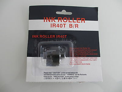 5x Inkroll Gr.745  ink-roller Farbrolle  CX 32 CITIZEN IBICO Calculator 1212