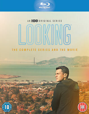 Looking - Complete Series [2016] [Region Free] (Blu-ray)