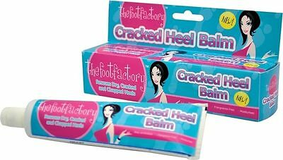 New Cracked Heel Balm Rescues Rough Dry Skin Softening Moisturising Foot Factory