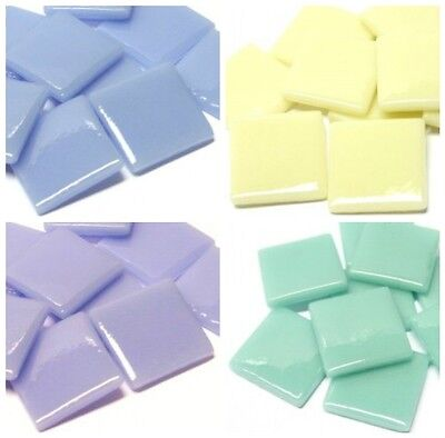 25mm Mosaic Tiles in a variety of Colours - 50g