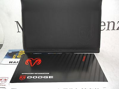 Dodge Caliber 2006-2011 Owners Handbook Service Book Pack Operating Info