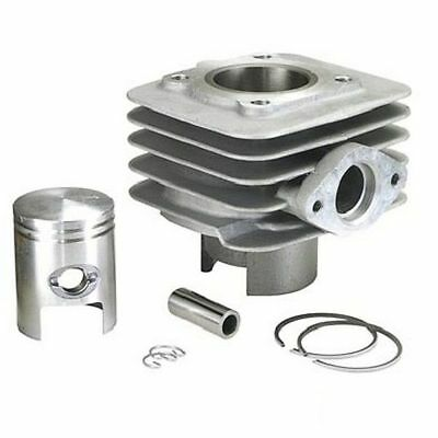 Cylindre piston adaptable alu PIAGGIO Typhoon ZIP GILERA Stalker Ice