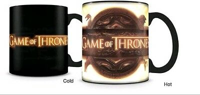 50 Fifty Gifts Game of Thrones - Heat Changing Mug