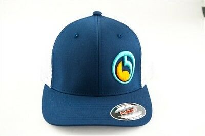 Blue Halo Fly Fishing Trucker Hat