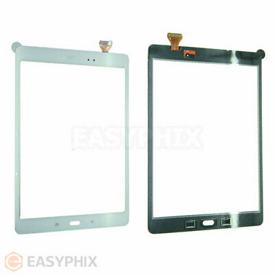 Digitizer Touch Screen Glass for Samsung Galaxy Tab A 9.7 T550 T555 White