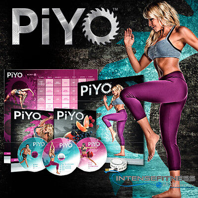 PiYO Complete DVD Workout Set - Brand New - Fast Shipping - CANADIAN SELLER!