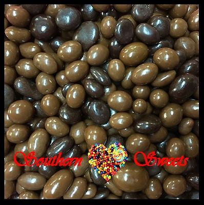 Chocolate Coated Fruit & Nuts 1Kg Choc Made In Australia By Newmans Xmas Lollies