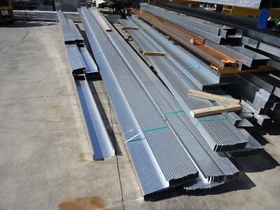 "Purlins ""z"" 200 X 1.9Mm, 10.4 Mtr Lengths ($9.00 L/m)"