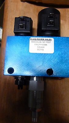 Price Drop!!!! Gotta Go!!! Move 'em Out!!!!!! Fluid Power Sales Control Valve