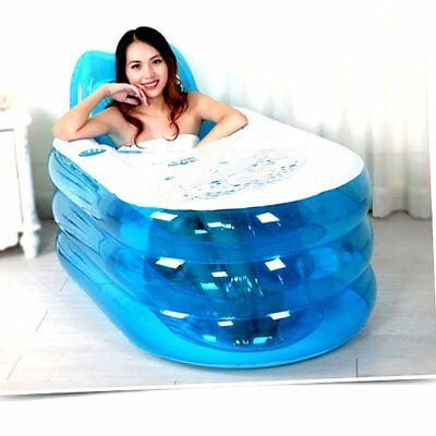 Outdoor Foldable Durable Adult SPA Inflatable Bath Tub with Electric Air Pump