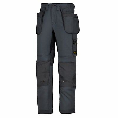 Snickers Trousers 6201 AllroundWork Holster Pocket Trousers Mens Steel Grey