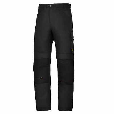 Snickers Trousers 6301 AllroundWork Pocket Trousers Mens Black Workwear