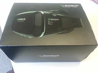 VR Glasses Shinecon 3rd Generation 3D Headset