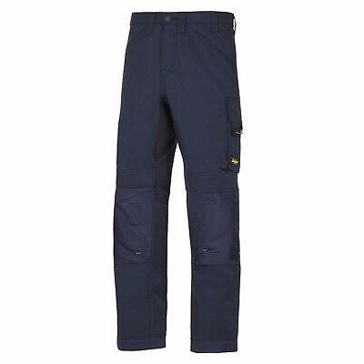 Snickers Trousers 6301 AllroundWork Pocket Trousers Mens Navy Workwear