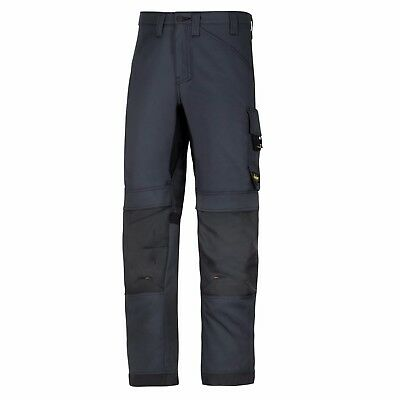 Snickers Trousers 6301 AllroundWork Pocket Trousers Mens Steel Grey Workwear