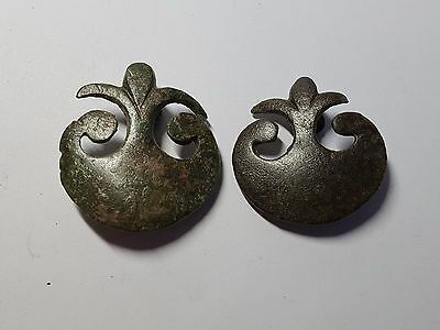Lot of Roman Military Fittings 1st,3rd c. AD • CAD $113.40