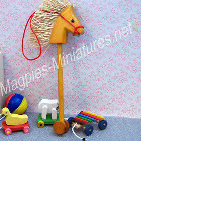 Dolls House 12th scale Hobby Horse