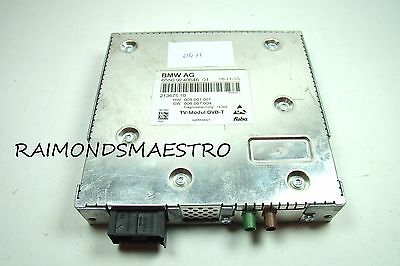 Bmw Tv Video Modul F30/f07/f10/f11/f07/f10/f06/f12/f13/f01/f25/f26/f15 9240646