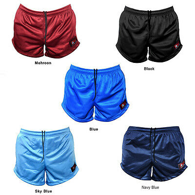 Dam Mens Bodybuilding Running Training Weight Lifting Gym Short S-Xl