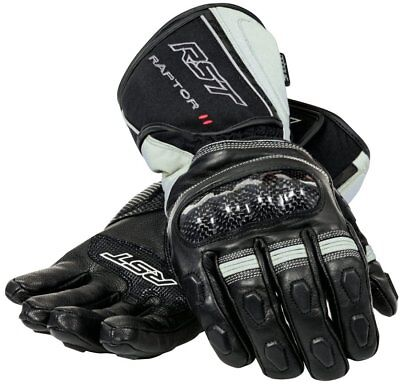 NEW RST Gloves Raptor 2 Waterproof Black Sand from Moto Heaven