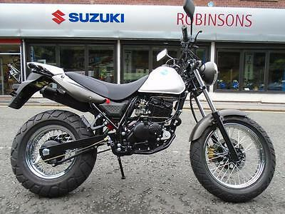 New Hyosung RT125 Low rate finance and nationwide delivery available