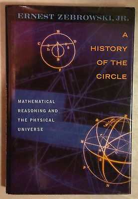 HISTORY OF THE CIRCLE MATHEMATICAL REASONING Ernest Zebrowski 1999