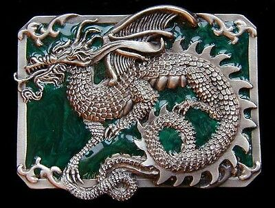 Mediaevil Dragon Belt Buckle New! Buckles