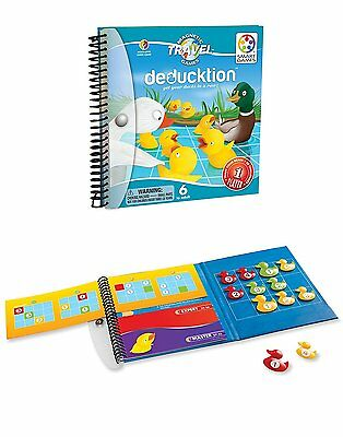 Smart Games De-duck-tion childrens broad game Educational Numbers