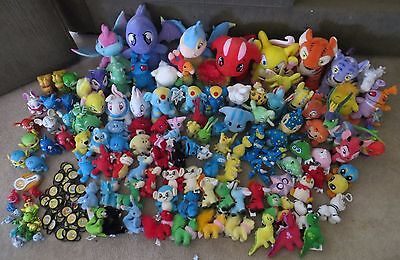 Neopets Plush Collection Huge lot of over 130 pcs Game Tag Electronic Talking