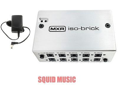Mxr Iso-Brick M238 Power Supply Dc Cables & 18V Adapter ( Manufacturers B-Stock)
