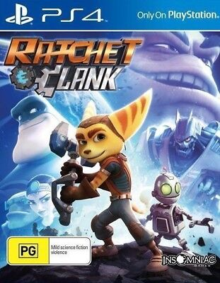 NEW Sealed Ratchet And Clank PS4 Playstation 4