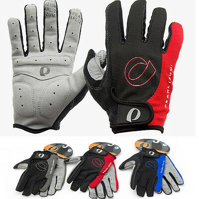 Anti-slip GEL Winter Outdoor Sports Cycling Bike Bicycle Full Finger Gloves