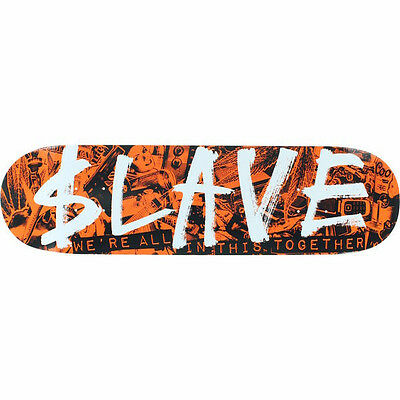 NEW Slave All Together Team Deck 8.375""