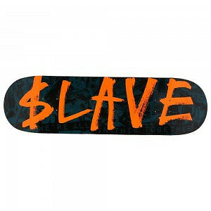 NEW Slave All Together Team Deck 8.5""