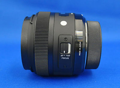 Sigma 30mm F1.4 DC HSM Art Lens for Canon Mount Japan Version New